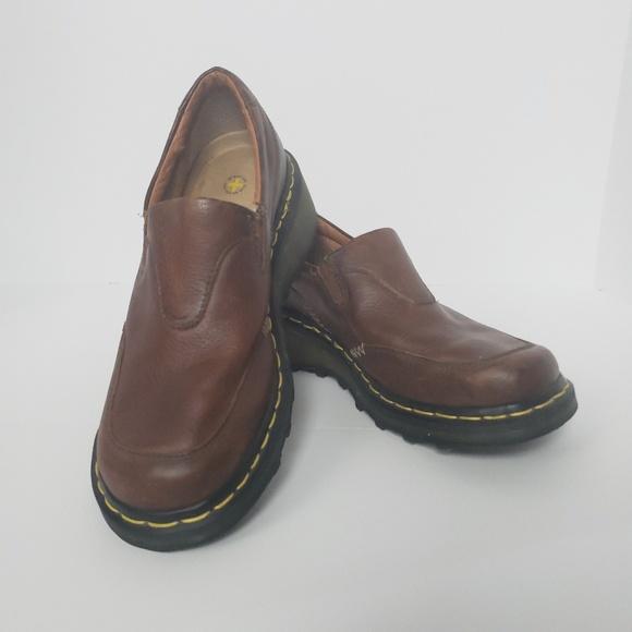 Dr Martens Padded Heel Slip On 3b43
